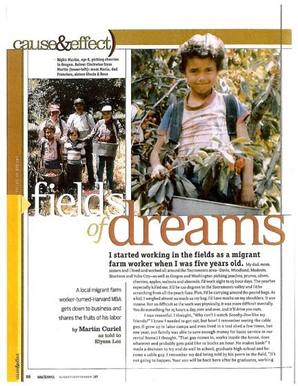 SacTown Mag, Rising Farmworkers Dream Fund